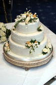 Wedding cake — Stockfoto