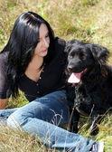 Mój pies — Zdjęcie stockowe