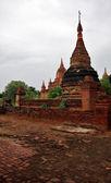 Bagan ancient pagoda — Stockfoto