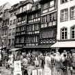 Strasbourg downtown, France — Stock Photo
