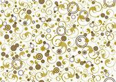 ギフトの紙のシームレスな背景の装飾 — ストックベクタ