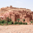 Ait Benhaddou Kasbah, Morocco - Stock Photo