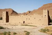 Old abandoned kasbah — Stock Photo