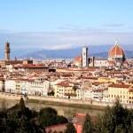 Florence, italy — Stock Photo #8845233