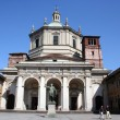 Milan, San Lorenzo church — Stock Photo