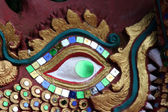 Dragon eye, Chiang Mai, Thailand — Stock Photo