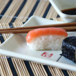 Sushi plate detail — Stock Photo #8997935