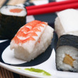 Sushi detail — Stock Photo