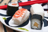 Sushi detail — Stock Photo