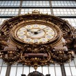 Clock of Museum Orsay in Paris — стоковое фото #9002264