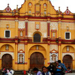 Mexicchurch in SCristobal de Las Casas — Stock Photo #9016235