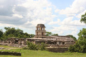 Paisaje de palenque, méxico — Foto de Stock