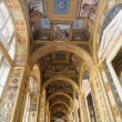 Cieling in picture gallery in Russia. — Stock Photo #7971219