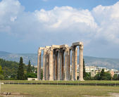 Zeus temple in Greece — Stock Photo