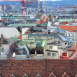 Panorama of Vienna — Stock Photo #8231901