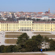 Palace in Austria - Stock Photo