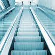 Moving escalator - Stockfoto