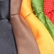 Stock Photo: Color ties