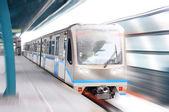 Passage du train métro — Photo