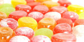 Background of sweets — Stock Photo