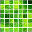 Royalty-Free Stock Imagen vectorial: Abstract background of square green tiles