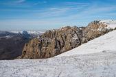 """""""Winter in mountains Dimerdzhi"""" — Stock Photo"""