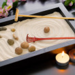 Stock Photo: Zen garden
