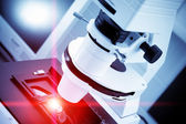 Laser processing — Stock Photo