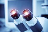 Mikroskop — Stok fotoğraf
