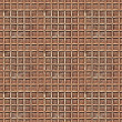 Seamless tileable metal textur — Stock Photo
