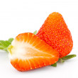 Red Strawberry — Stock Photo #7999464