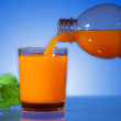 Orange juice — Stock Photo #7999468