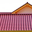 Tiles roof — Stock Photo
