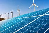 Energía verde — Foto de Stock