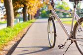Bicykl. — Zdjęcie stockowe