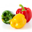Sweet peppers — Stock Photo #8598773
