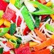 Frozen vegetables — Stock Photo #8699483