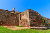 Thessaloniki fortification — Stock Photo