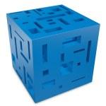 cubo — Fotografia Stock  #8727099