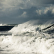 Storm in ocean — Stock Photo #8729711