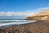 West coast of Fuerteventura — Stock Photo