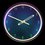 3 d の時計 — ストック写真