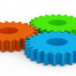 Royalty-Free Stock Photo: Gears