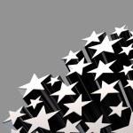 Stars decoration — Stock Photo