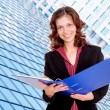 Businesswoman — Stock Photo #8834329
