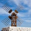 Windmill — Stock Photo #9792695