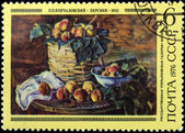 """Peaches"" by Konchalovsky — Stock Photo"