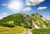 Julian Alps - Slovenia, Europe — Stock Photo