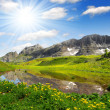 Dolomites - Italy — Stock Photo #10489795
