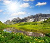 Dolomieten - Italië — Stockfoto